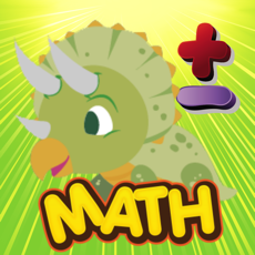 Activities of Dinosaur math learning games for kids in 1st grade