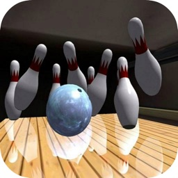 Action Bowling Rolling