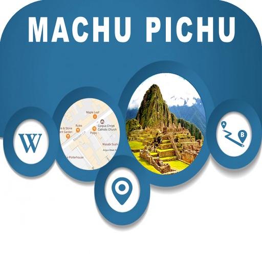 Machu Picchu Peru Offline City Maps Navigation