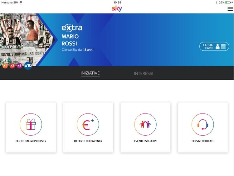 Sky Fai da te per iPad screenshot-4