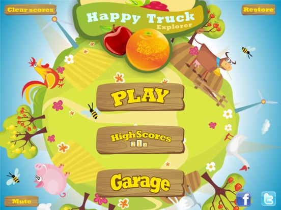 Screenshot #4 pour HappyTruck: Explorer Lite