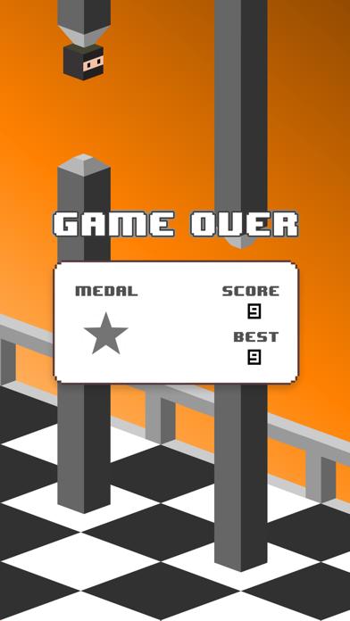 Ninja Jump Challenge for Watch screenshot 3