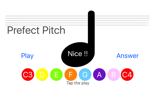 Perfect Pitch Test >> Perfect Pitch Test On The App Store