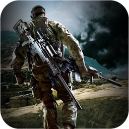 Modern Commando Strike: Commando in Night Battle