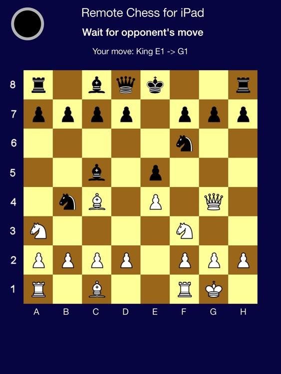Remote Chess