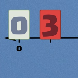 Number line - learn counting for 1st grade