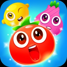 Activities of Fruits and vegetables jigsaw puzzles game for kids