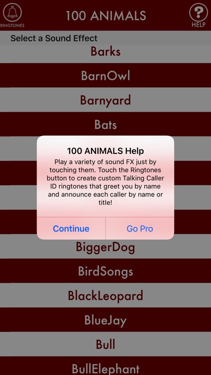 100ANIMALS + RINGTONES Animal Ring Tone Sounds screenshot-3