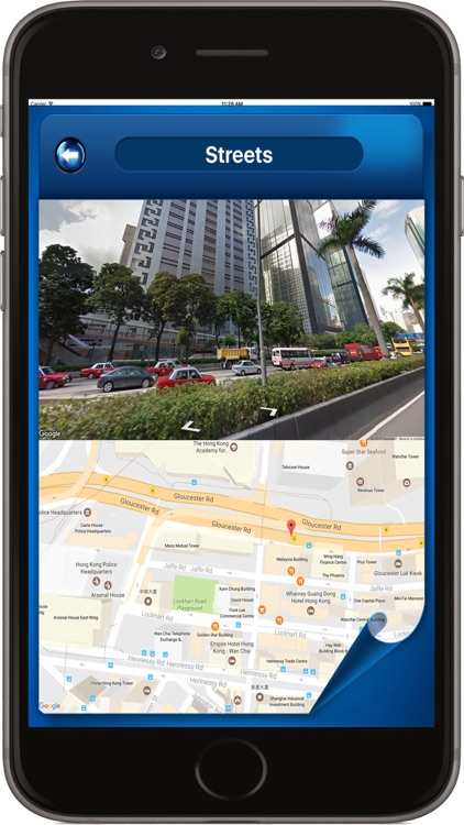 Hong Kong Offline Maps Navigator Transport
