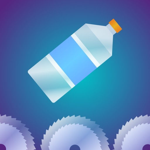 Grind + Bottle: Flip Challenge