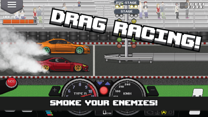 Download Pixel Car Racer for Pc