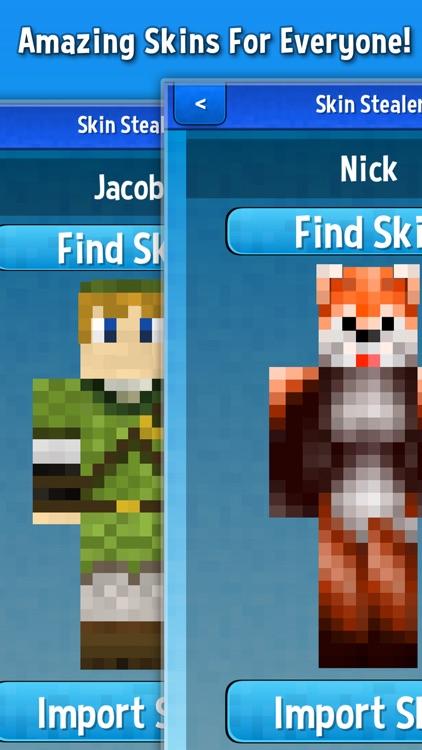 Boy Skins For Minecraft - Boys Minecraft Skins screenshot-4