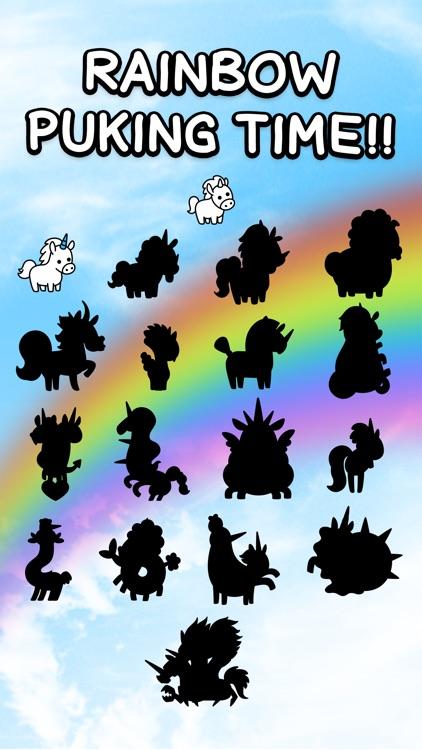 Unicorn Evolution | Mythical Creature Clicker Game screenshot-3