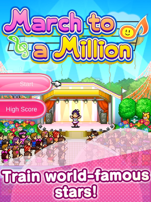 March to a Million Screenshots