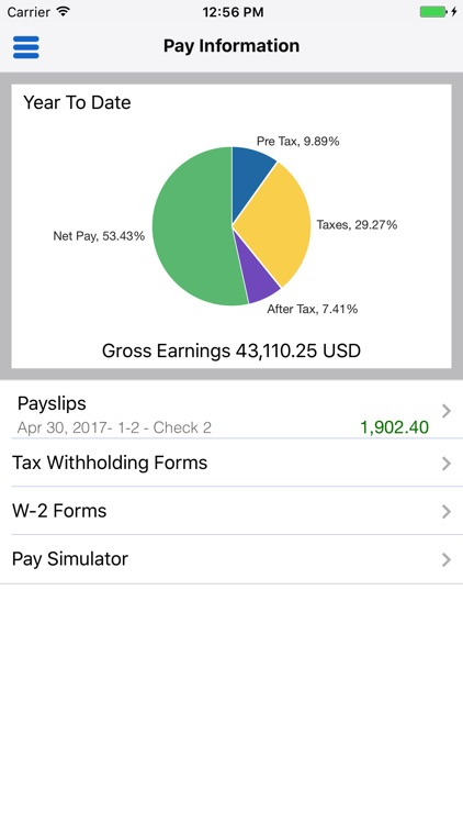 Self-Service HR for EBS screenshot-4