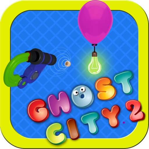 Ghost City 2 Icon