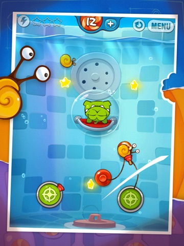 Скачать игру Cut the Rope: Experiments HD™