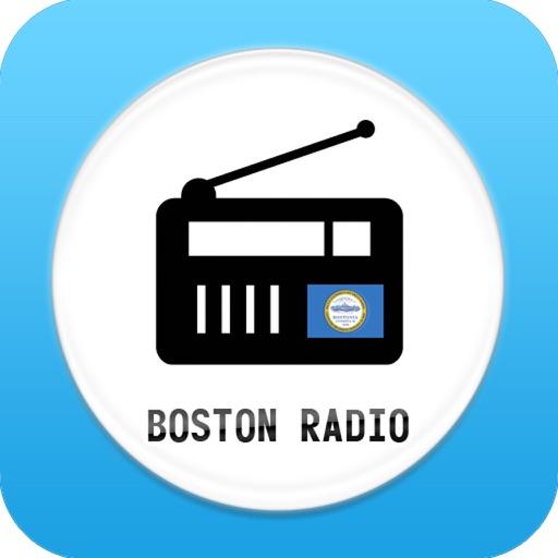 Boston Radios - Top Stations Music Player FM / AM iOS App