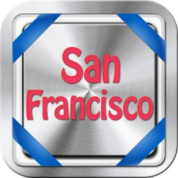 San Francisco Offline Map Travel Explorer