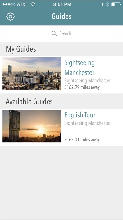 Sightseeing Manchester