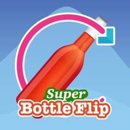 Super Bottle Flip - Extreme Challenge