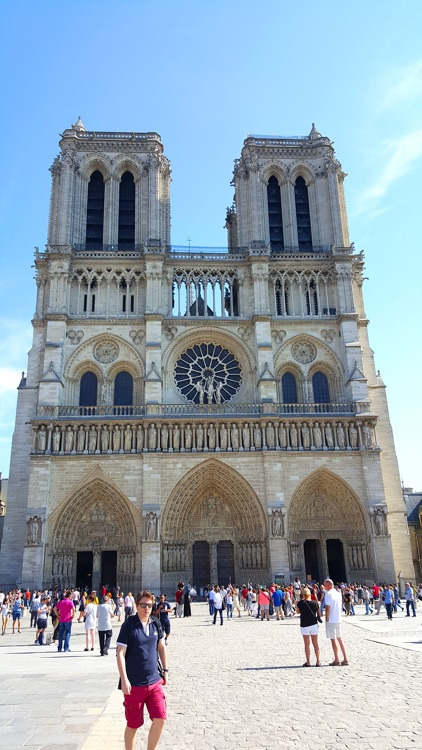 VR Notre Dame de Paris Virtual Reality 360