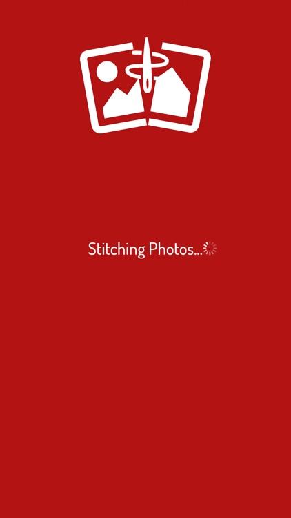 Photo and Panorama Stitcher