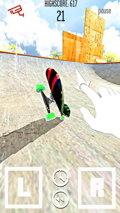 Skate 3D - True Board Skater