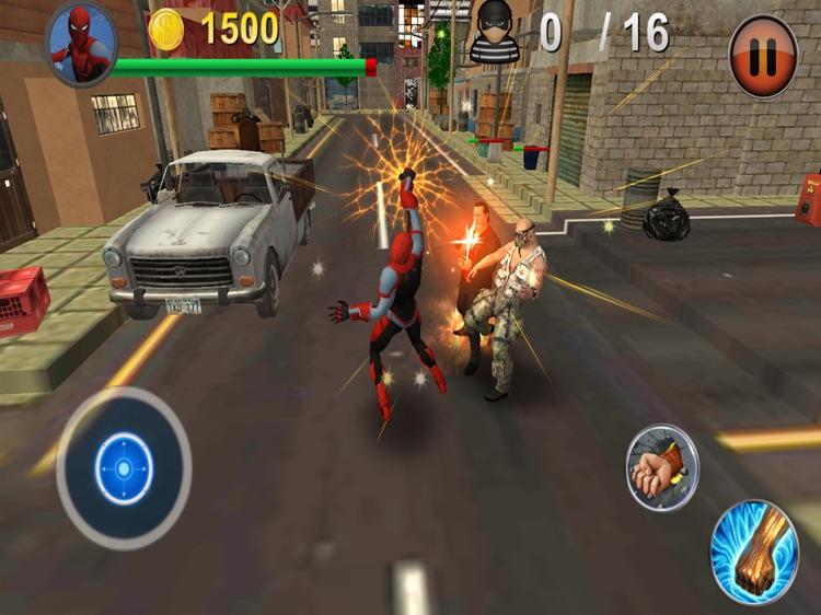 Hero Legend Fighter HD screenshot-4