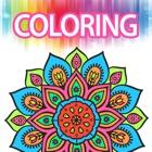 Coloration Livre pour Adultes Mandala Thérapie icon