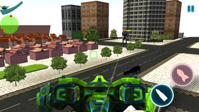 未来のロボット戦争攻撃:最後の戦いのスクリーンショット4