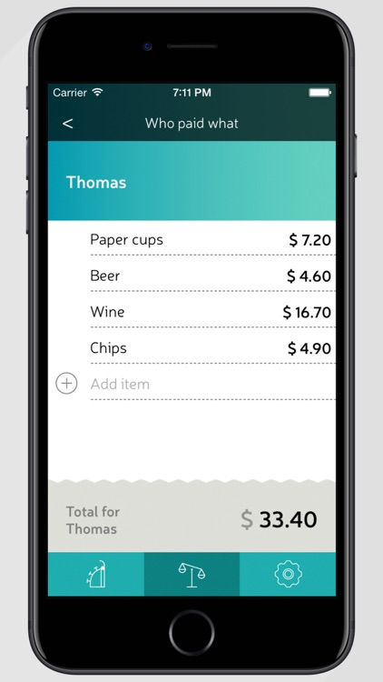 Split Wizard: Share Bills Payments Group Expenses screenshot-2