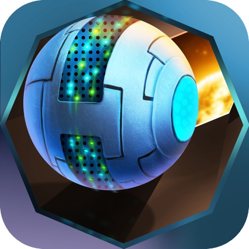 Galaxy Ball 3D - Crazy Labyrinth
