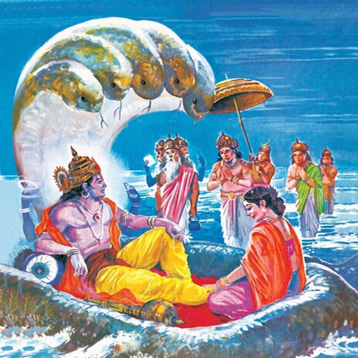 Dashavatar (Avatars of Vishnu) - Amar Chitra Katha icon