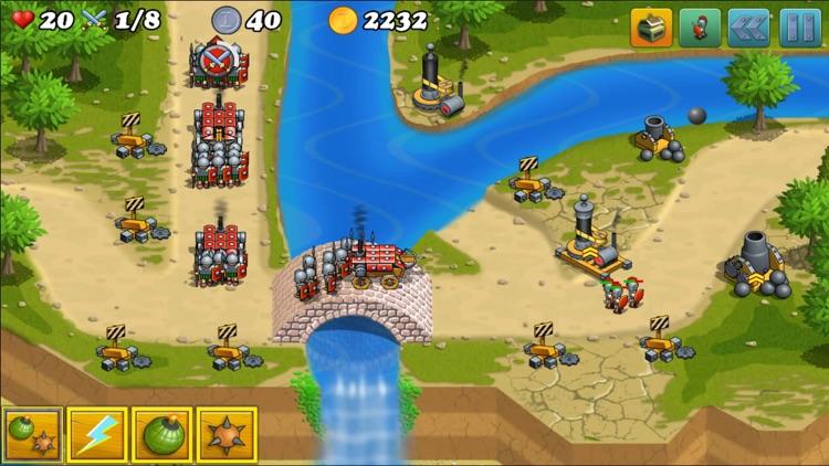 Kingdom Defender Battle - Defense Games screenshot-4