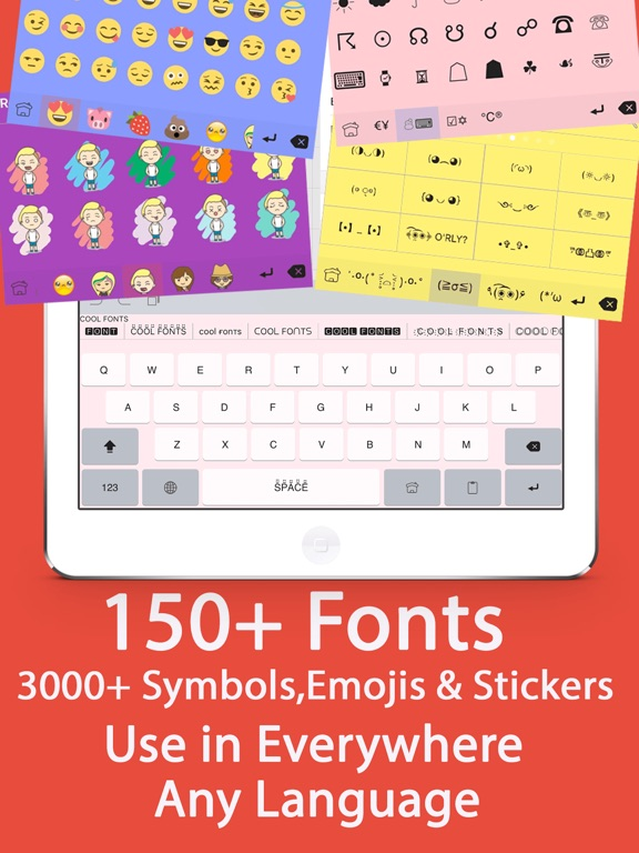 Symbol Infinity Pro Symbolscool Fonts Kaomoji App Price Drops