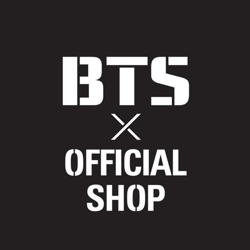 방탄소년단 공식쇼핑몰 - BTS OFFICIAL SHOP app logo