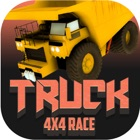 Truck 4x4 Race : top monster racing game icon
