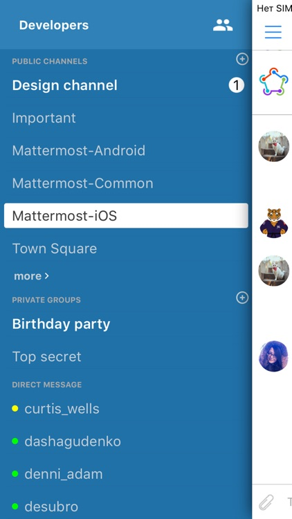 Matternative screenshot-3