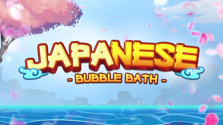 Japanese Bubble Bath