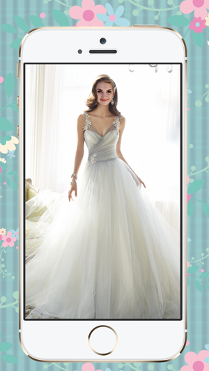 Wedding Dress Photo Montage On The App Store
