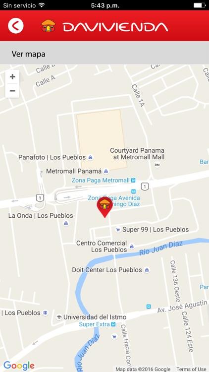Davivienda Panamá screenshot-4