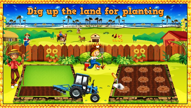 Backyard Garden Farming – Farm Makeover Game screenshot-3