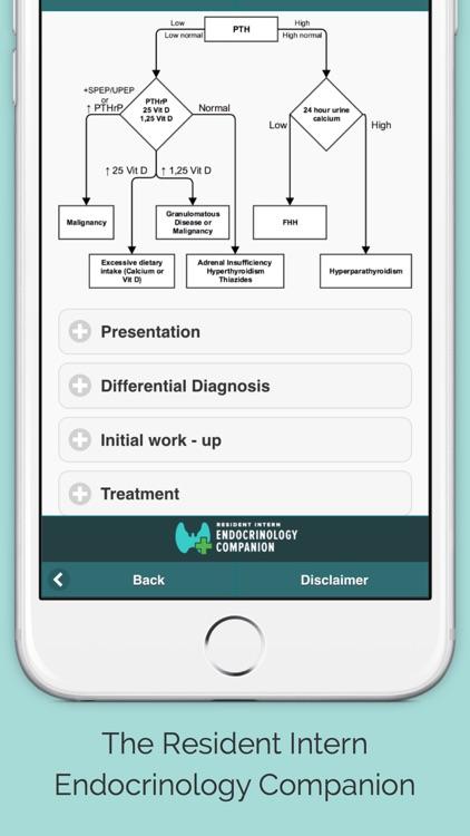 Resident Intern Endocrinology Companion