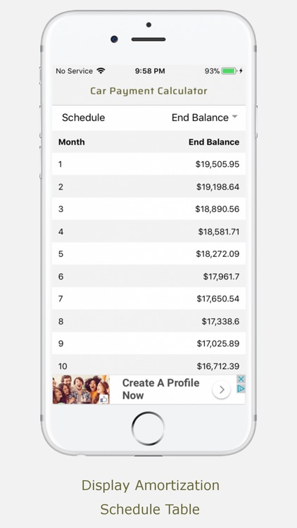 Car Payment Calculator Monthly