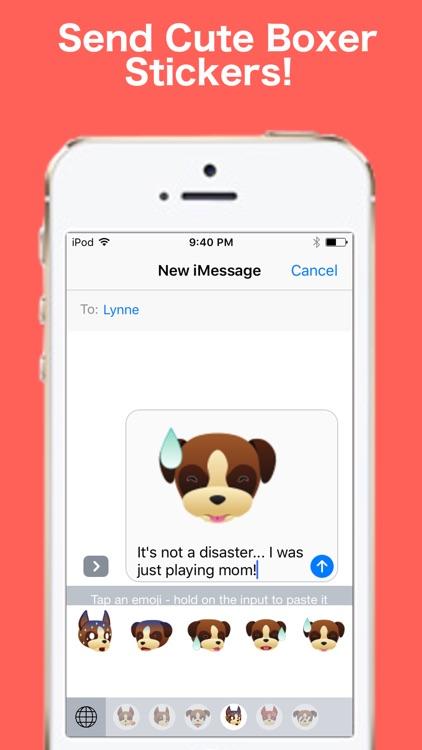 BoxerMojis - Emojis for Boxer Lovers