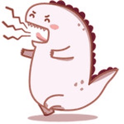 Animated Funny Godzilla Stickers For iMessage