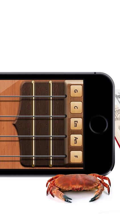 Gismart Ukulele screenshot-1