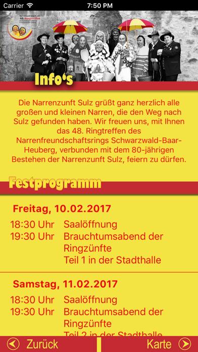 Ringtreffen Sulz screenshot 3
