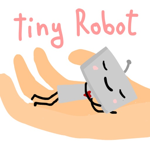 Tiny Robot Animated